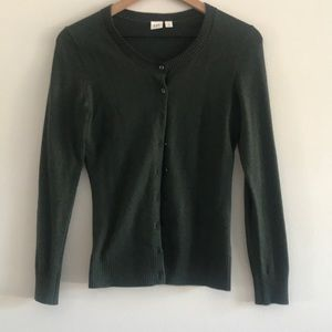 NWOT GAP Cardigan Button Down Size XS